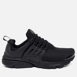 Nike Air Presto Men's Sneakers Triple Black photo- 0