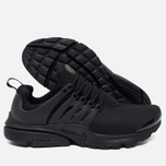 Nike Air Presto Men's Sneakers Triple Black photo- 2