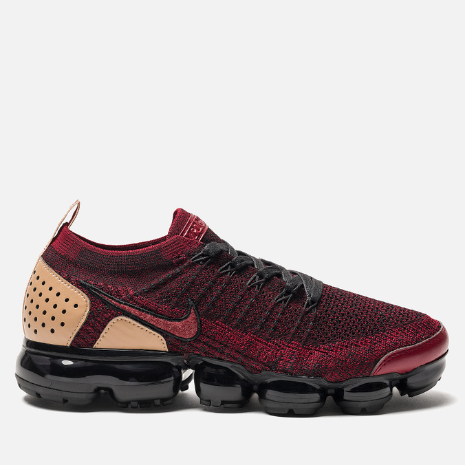 e2738ece33f9 Кроссовки Nike Air Vapormax FK 2 NRG Team Red Team Red Black Vachetta ...