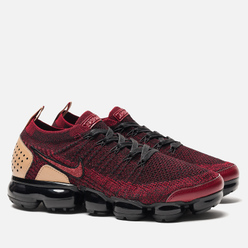 Кроссовки Nike Air Vapormax FK 2 NRG Team Red/Team Red/Black/Vachetta Tan