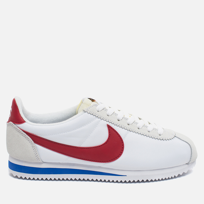 Nike Classic Cortez AW QS Men's Sneakers White/Varsity Red
