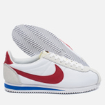 Nike Classic Cortez AW QS Men's Sneakers White/Varsity Red photo- 2