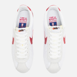 Nike Classic Cortez AW QS Men's Sneakers White/Varsity Red photo- 4