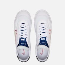 Кроссовки Nike Drop Type HBR White/University Red/Deep Royal Blue фото- 1