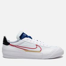 Кроссовки Nike Drop Type HBR White/University Red/Deep Royal Blue фото- 3