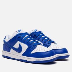 Мужские кроссовки Nike Dunk Low SP White/Varsity Royal
