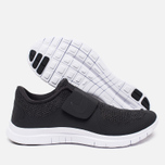 Мужские кроссовки Nike Free Socfly Black/White фото- 2