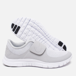 Nike Free Socfly Men's Sneakers Pure Platinum photo- 2