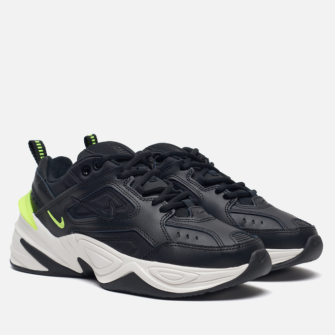 Кроссовки Nike M2K Tekno Black/Black/Phantom/Volt