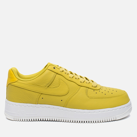 Кроссовки Nike NikeLab Air Force 1 Low Bright Citron/Bright Citron