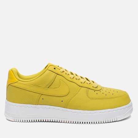 Кроссовки Nike NikeLab Air Force 1 Low Bright Citron/Bright Citron