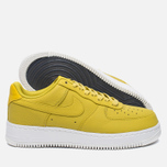 Кроссовки Nike NikeLab Air Force 1 Low Bright Citron/Bright Citron фото- 1