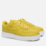 Кроссовки Nike NikeLab Air Force 1 Low Bright Citron/Bright Citron фото- 3
