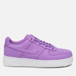 Кроссовки Nike NikeLab Air Force 1 Low Purple Stardust/Purple Stardust фото- 0