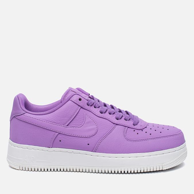Кроссовки Nike NikeLab Air Force 1 Low Purple Stardust/Purple Stardust