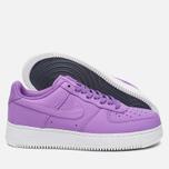Кроссовки Nike NikeLab Air Force 1 Low Purple Stardust/Purple Stardust фото- 1