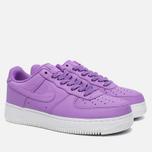 Кроссовки Nike NikeLab Air Force 1 Low Purple Stardust/Purple Stardust фото- 2