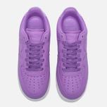 Кроссовки Nike NikeLab Air Force 1 Low Purple Stardust/Purple Stardust фото- 4