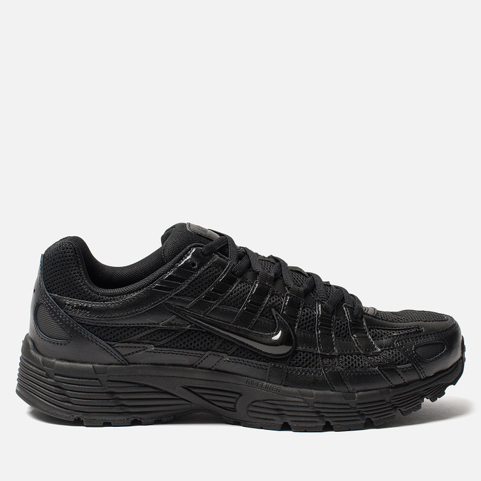 Кроссовки Nike P-6000 Black/Black