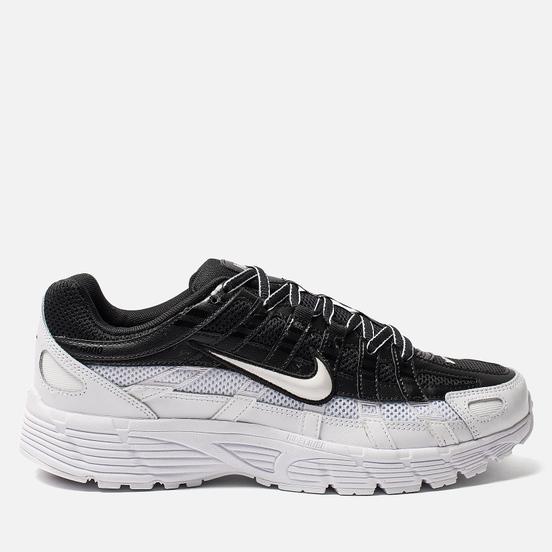Кроссовки Nike P-6000 Black/White