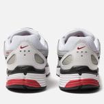 Кроссовки Nike P-6000 White/Varsity Red/Metallic Platinum фото- 5