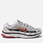 Кроссовки Nike P-6000 White/Varsity Red/Metallic Platinum фото- 0