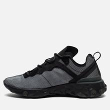 Кроссовки Nike React Element 55 Black/Sequoia/Medium Olive фото- 5