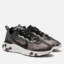 Кроссовки Nike React Element 87 Anthracite/Black/White