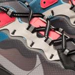 Кроссовки Nike React Element 87 Black/Cool Grey/Blue Chill/Solar Red фото- 6