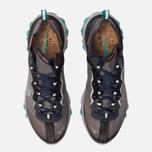Кроссовки Nike React Element 87 Black/Neptune Green/Bright Mango/Midnight Navy фото- 5