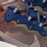 Кроссовки Nike React Element 87 Dusty Peach/Atmosphere Grey фото- 6