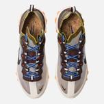Кроссовки Nike React Element 87 Moss/Black/El Dorado/Deep Royal Blue фото- 5