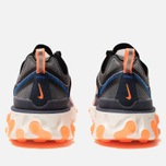 Кроссовки Nike React Element 87 Wolf Grey/Black/Thunder Blue фото- 3
