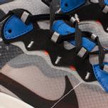 Кроссовки Nike React Element 87 Wolf Grey/Black/Thunder Blue фото- 6