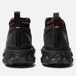 Кроссовки Nike React Mid WR ISPA Black/White/Anthracite/Total Crimson фото- 3