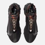 Кроссовки Nike React Mid WR ISPA Black/White/Anthracite/Total Crimson фото- 5