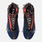 Мужские кроссовки Nike React Mid WR ISPA Blue Void/Black/Team Orange/Phantom фото - 1