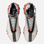 Кроссовки Nike React Mid WR ISPA Summit White/Off White/Light Crimson фото- 5