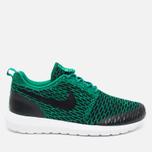 Nike Roshe NM Flyknit SE Men's Sneakers Lucid Green/Black/White photo- 0