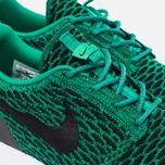 Nike Roshe NM Flyknit SE Men's Sneakers Lucid Green/Black/White photo- 4