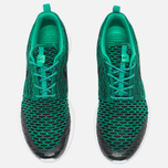 Мужские кроссовки Nike Roshe NM Flyknit SE Lucid Green/Black/White фото- 5
