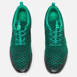 Nike Roshe NM Flyknit SE Men's Sneakers Lucid Green/Black/White photo- 5