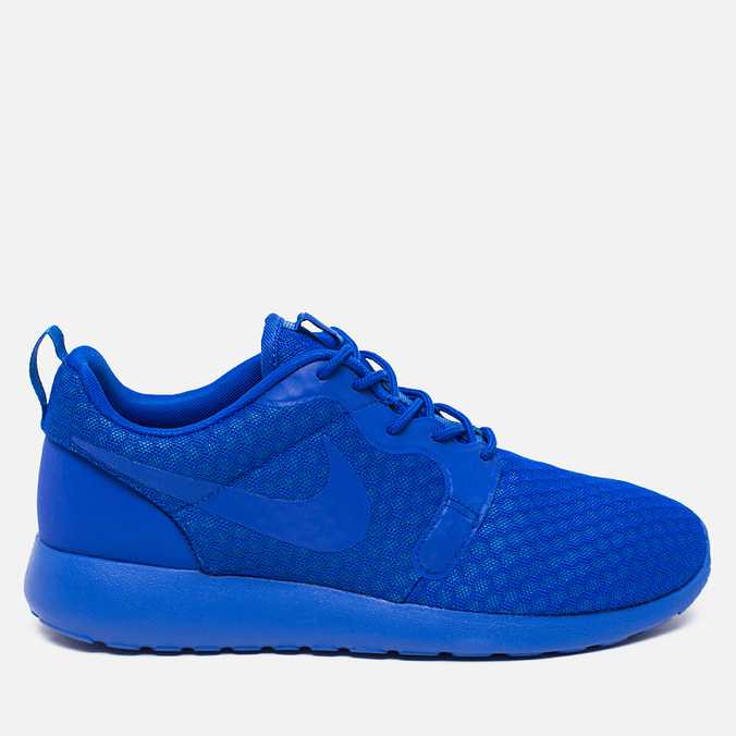 Мужские кроссовки Nike Roshe One Hyperfuse Racer Blue