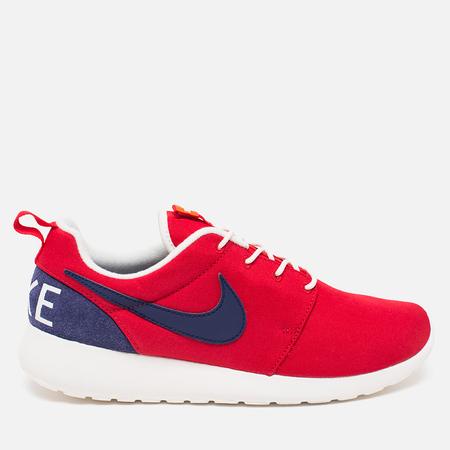 Nike Roshe One Retro Men's Sneakers University Red/Loyal Blue/Sail
