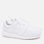Мужские кроссовки Nike Roshe One White/White фото- 1
