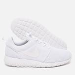 Мужские кроссовки Nike Roshe One White/White фото- 2