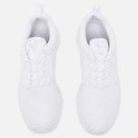 Мужские кроссовки Nike Roshe One White/White фото- 4