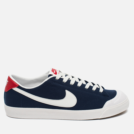 Кроссовки Nike SB Air Zoom All Court CK Midnight Navy/Summit White