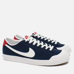 Кроссовки Nike SB Air Zoom All Court CK Midnight Navy/Summit White фото- 1