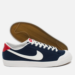 Кроссовки Nike SB Air Zoom All Court CK Midnight Navy/Summit White фото- 2